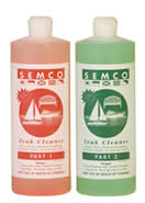 Semco 2 Part Teak Cleaner - Available in 3 Sizes!